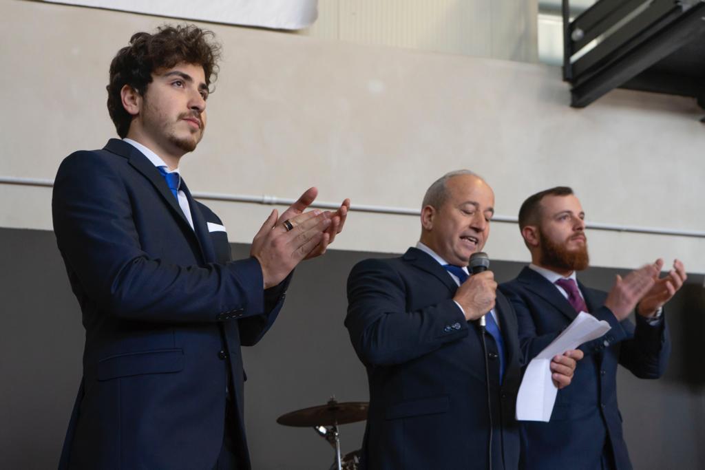 Inaugurazione nuova sede 0.3 srl Mirandola